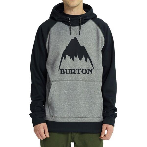 BURTON Crown Bonded PO