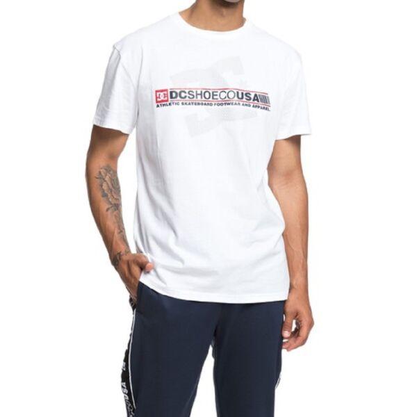 DC Destroy Advert fehér póló