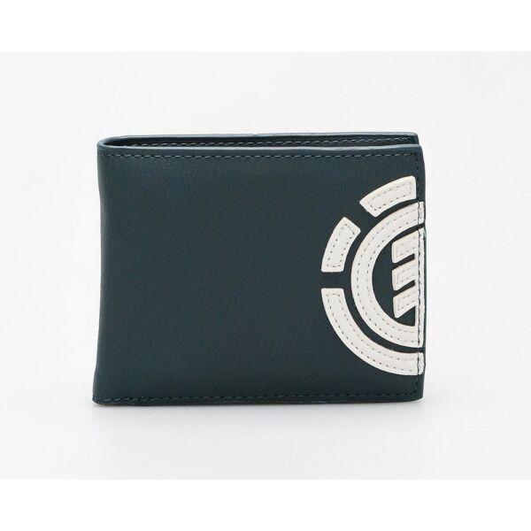 f1e2b4f4f0 ELEMENT Daily # Dark spruce 100 % polyuretan műbőr pénztárca