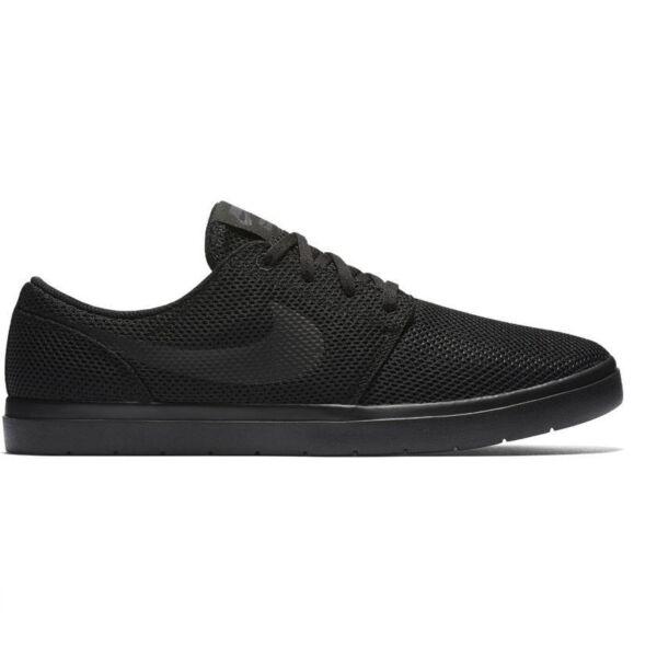 d92efdace4 NIKE SB Portmore II Ultralight fekete cipő fekete nike pipával