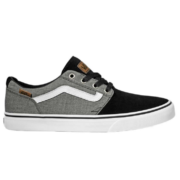 VANS Chapman Stripe (Mixed)  #  Black / White