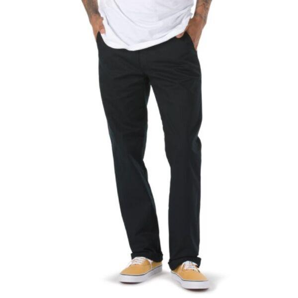 VANS Authentic Chino fekete vászon nadrág