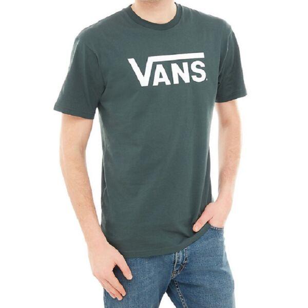 VANS Classic póló fehér vans felírattal