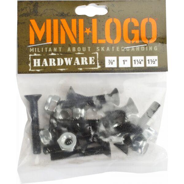 "MINI LOGO Single Hardware ""1"""