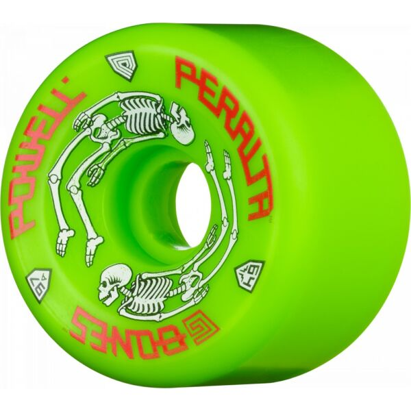 POWELL PERALTA  G-Bones 64 mm green