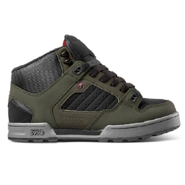 DVS Militia Boot military olive black
