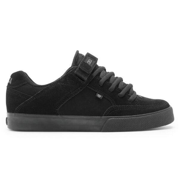 Circa 205 vulc fekete gördeszkás cipő