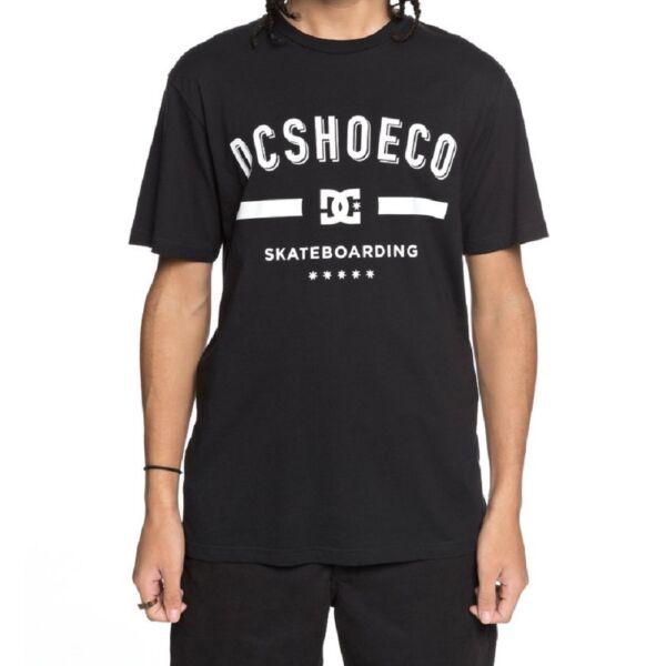 DC Last Stand fekete rövid ujjú póló