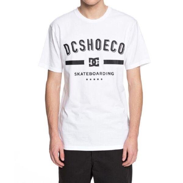 DC Last Stand fehér rövid ujjú póló