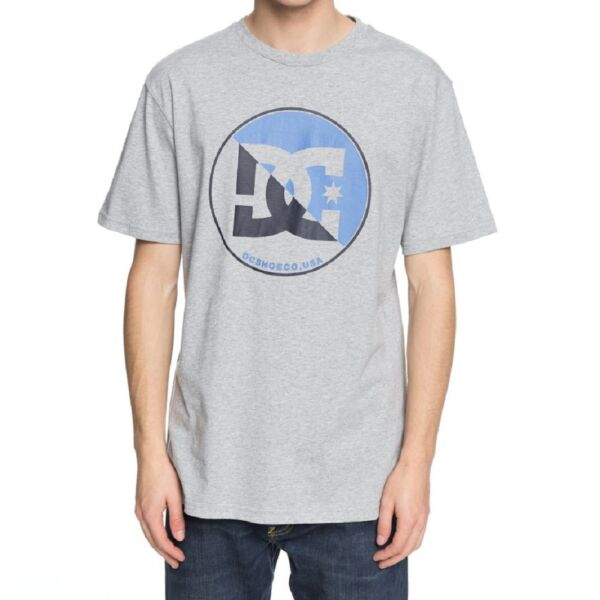 DC Shore grey heather