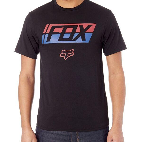 FOX Requiem Tech  #  Black technikai póló