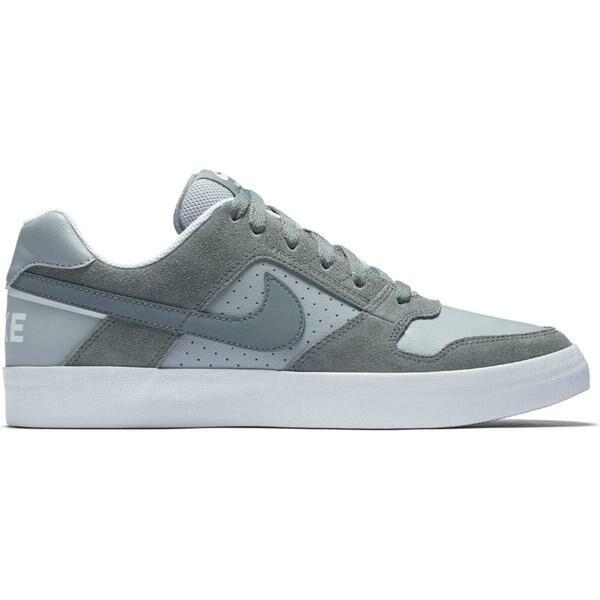 ea2126cc71 világos szürke Nike SB Delta Force Vulc cipő szürke nike pipával