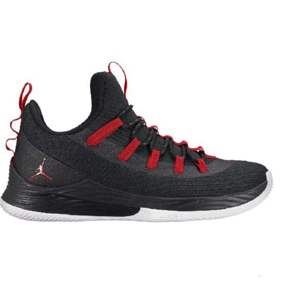 NIKE Jordan Ultra Fly 2 Low fekete kosaras cipő