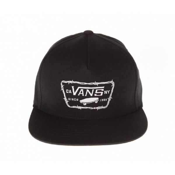 VANS Full Patch Barbed  #  Black