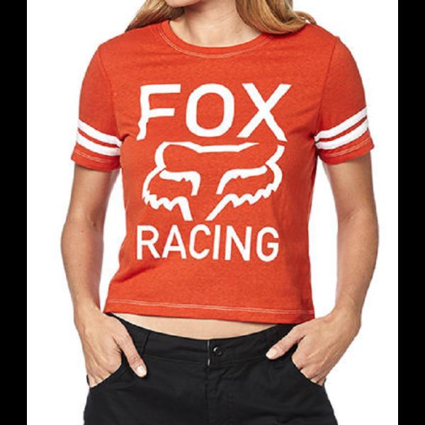 FOX Established #  Atomic orange