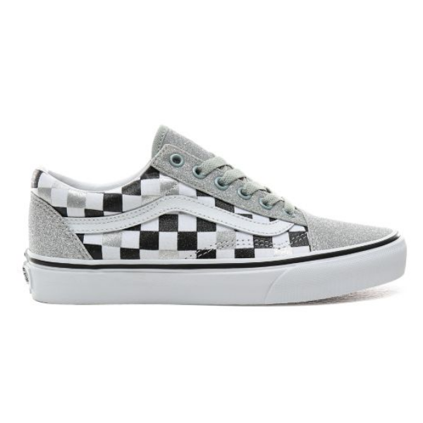 VANS Old Skool (Glitter Checkerboard)