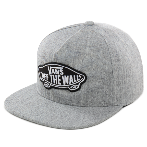 VANS Classic Patch Snapback #  Heather grey