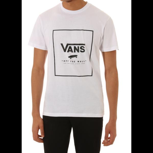 VANS Print Box  #  White
