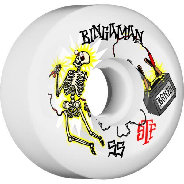 BONES Bingaman Zapped STF Pro 55 mm Sidecuts