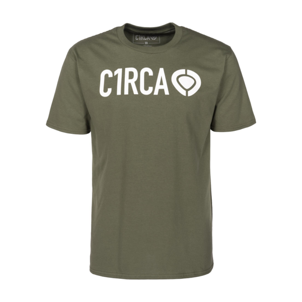 CIRCA Din Icon  #  Military green