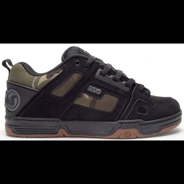 DVS Comanche  #  Black camo gördeszkás cipő