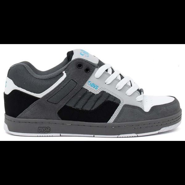 DVS Enduro 125  #  Black / Grey / White nubuck gördeszkás cipő
