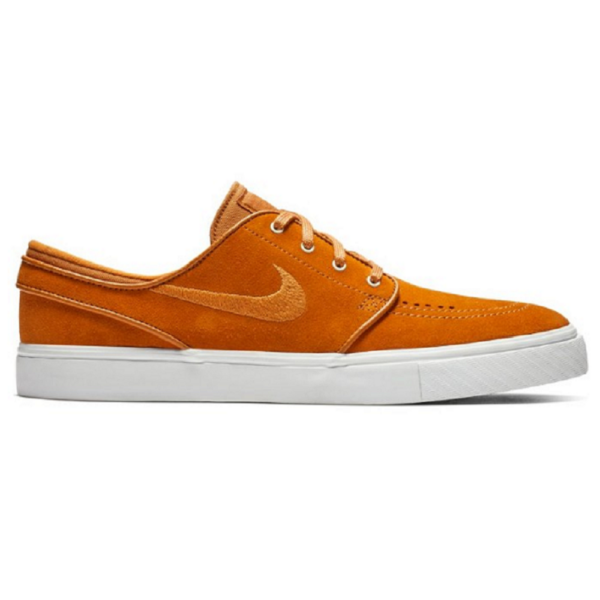 NIKE SB Zoom Stefan Janoski  #  Cinder orange / Cinder orange
