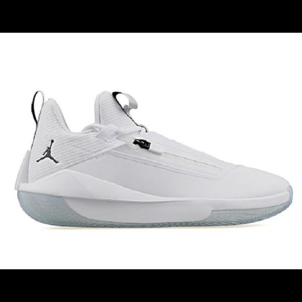 JORDAN Jumpman Hustle fehér kosaras cipő