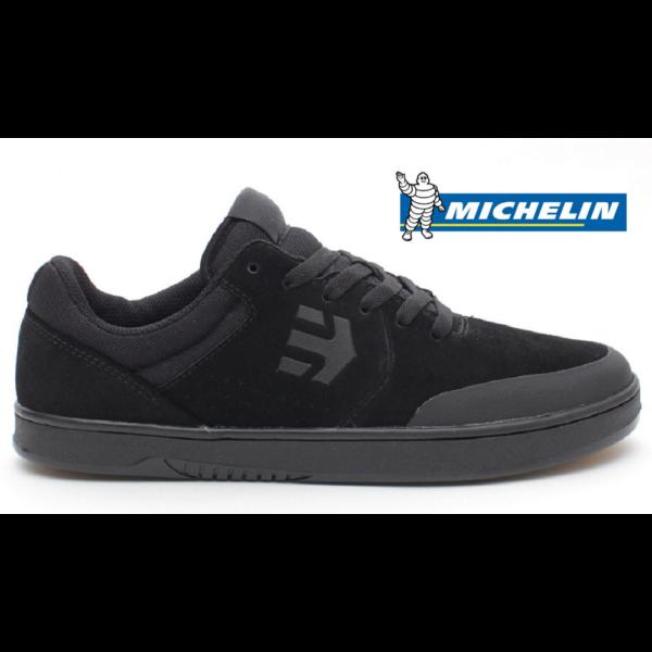 ETNIES Marana Michelin  #  Black / Black / Black