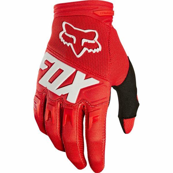 1a0334ac18e9 FOX Dirtpaw Glove # Red