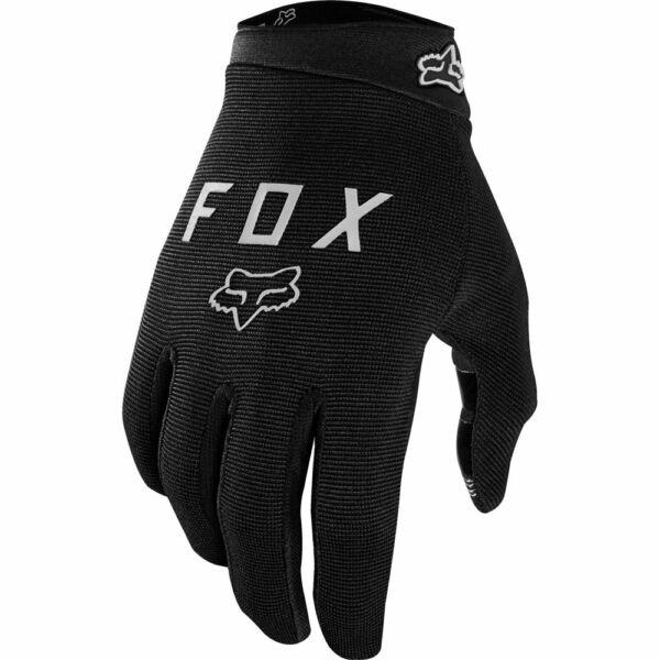 98818e33823b  FOX Ranger fekete kesztyű