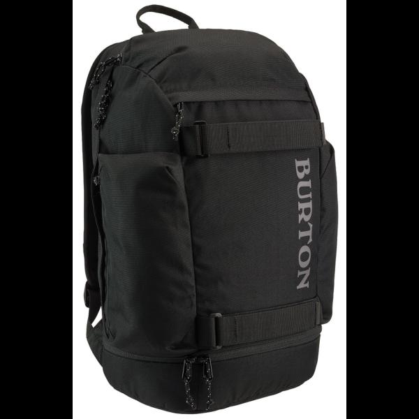 fekete 29 literes burton deszkatartós hátizsák
