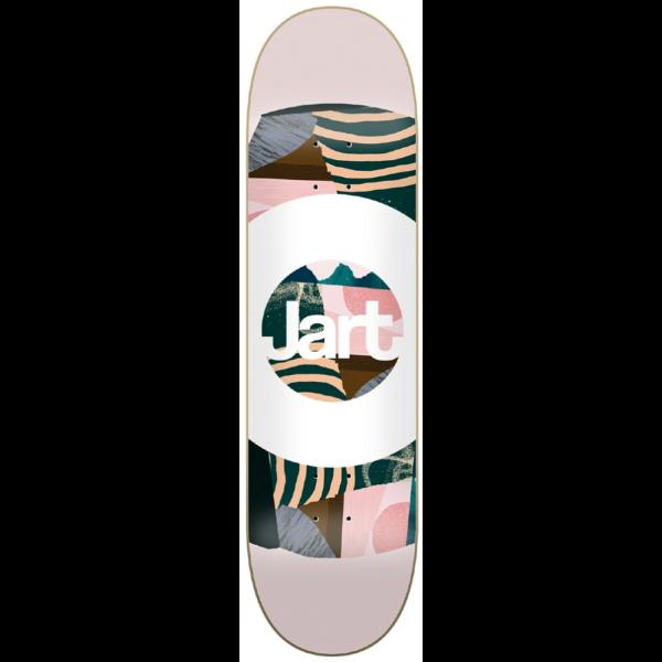 JART Abstract 8,125 - Pink gördeszka lap