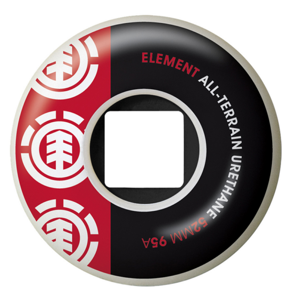 ELEMENT Section 95A 52mm gördeszka kerék