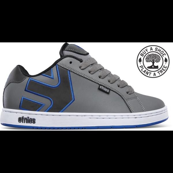 ETNIES Fader - Grey / Royal / White gördeszkás cipő