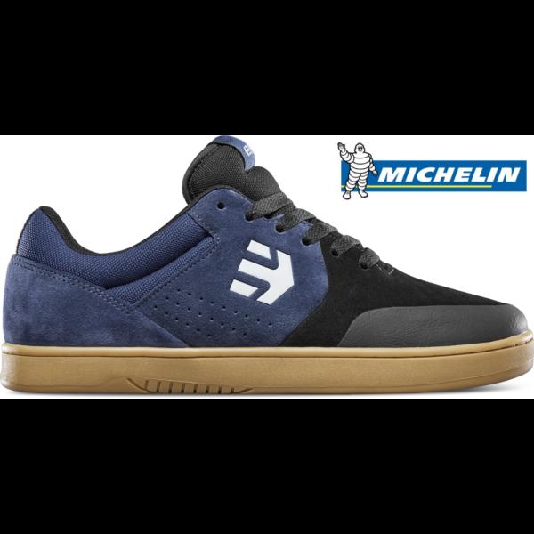 ETNIES Marana Michelin - Black / Grey / Blue gördeszkás cipő