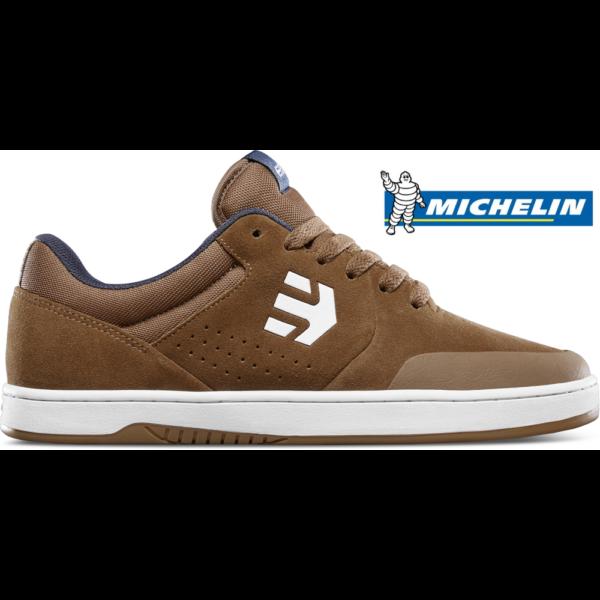 ETNIES Marana Michelin - Brown / Navy gördeszkás cipő
