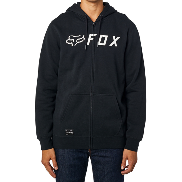 FOX Apex Zip Black / White