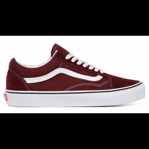 VANS Old Skool - Port royale / True white cipő