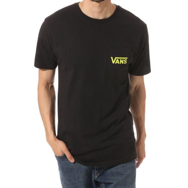 VANS OTW Classic fekete póló