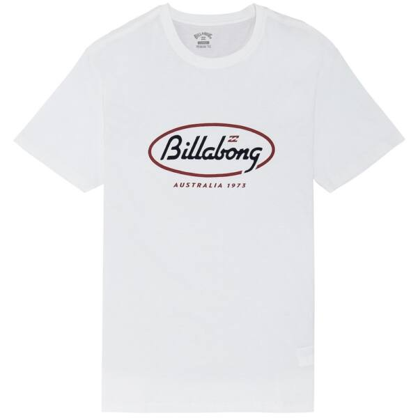 BILLABONG State Beach White póló