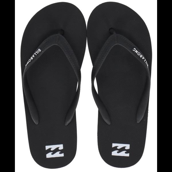 BILLABONG Tides Solid Black flip-flop papucs