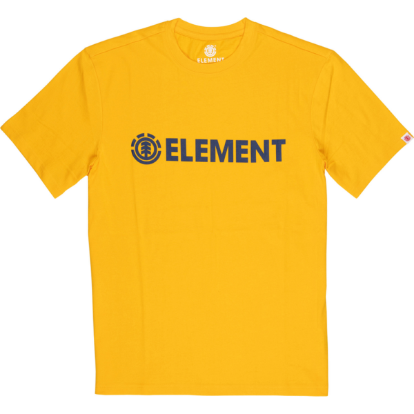 ELEMENT Blazin - Gold póló element felirattal