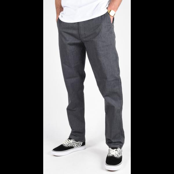 ELEMENT Howland Classic szürke vászon nadrág