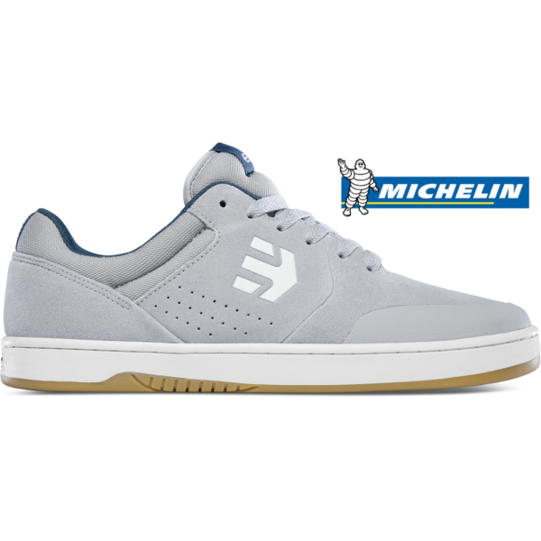 ETNIES Marana Michelin  #  Grey / White / Green gördeszkás cipő