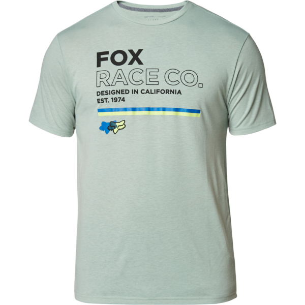 FOX Analog Tech  #  Eucalyptus technikai póló