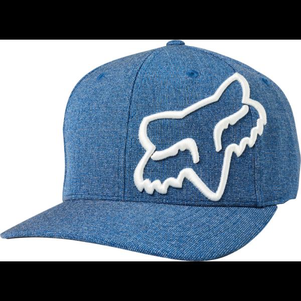 FOX Clouded Flexfit  #  Royal blue