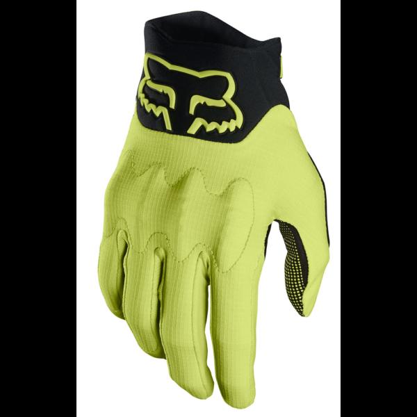 FOX Defend D30R Glove - Sulphur kesztyű