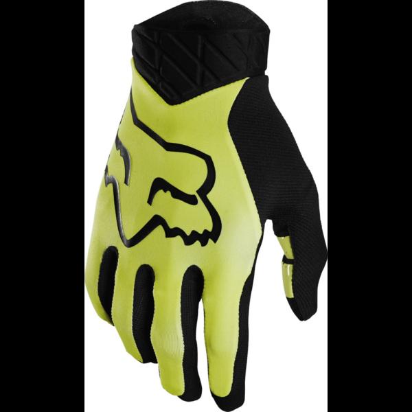 FOX Flexair Glove  #  Sulphur