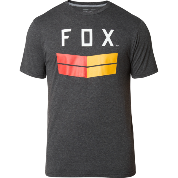 FOX Frontier Tech  #  Heather black